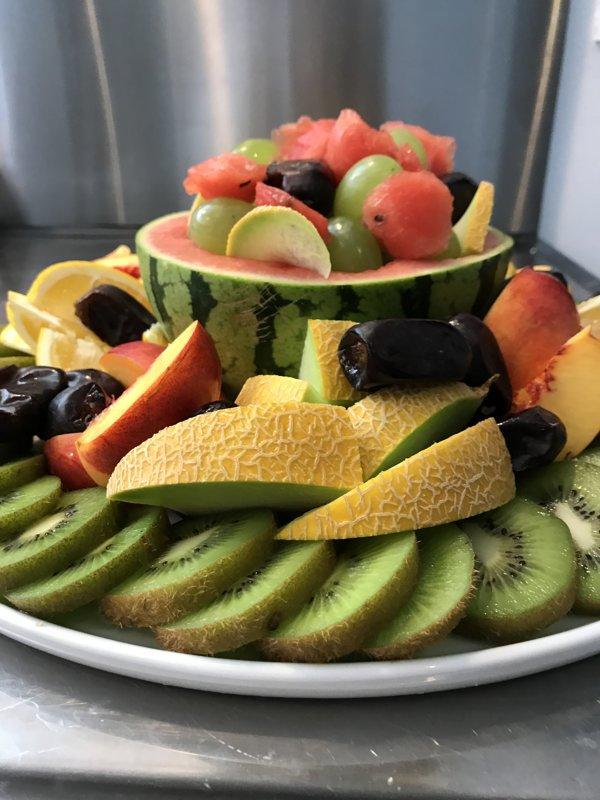 Frisk frugt . Klik og læs