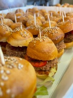 10 Små lækkerier til buffet
