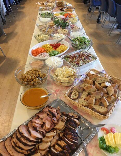 Toftlund buffet .