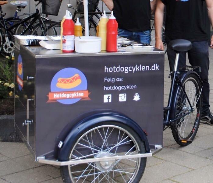 Natmad. Hotdogcyklen. klik .