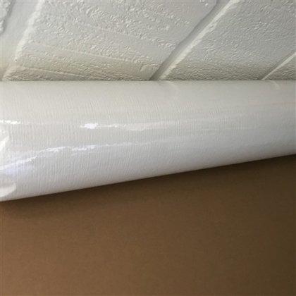 Hvid papirdug 50 meter.