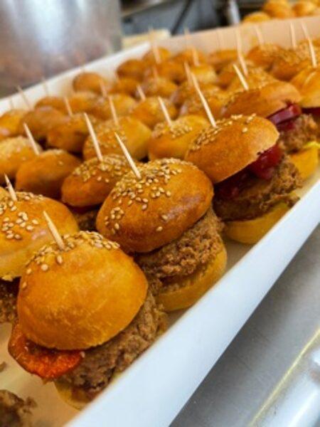 10 små lækkerier til reception