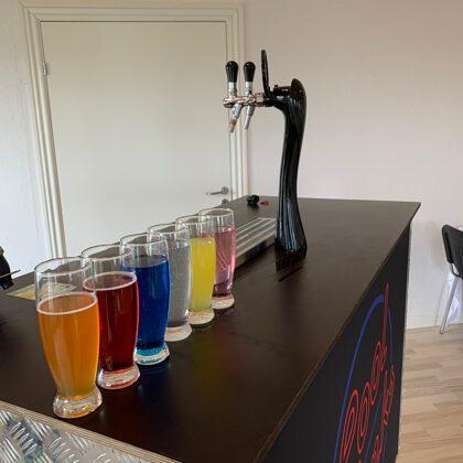 Zannes drinksbar