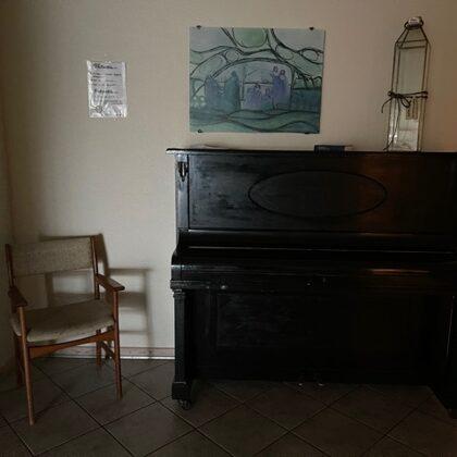 Klaver og sangbøger